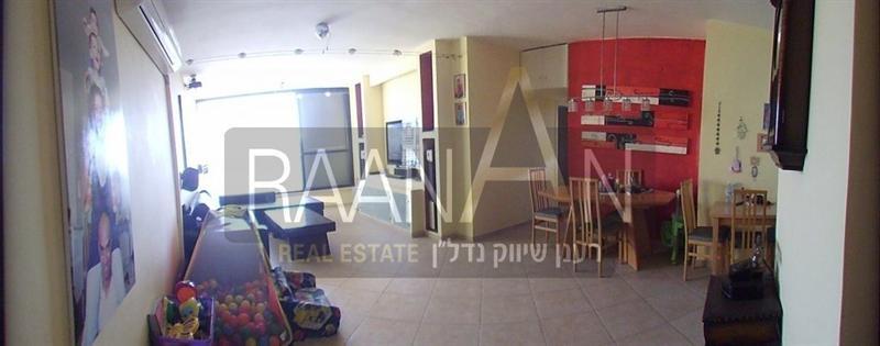 דירה 4 חדרים למכירה בכפר סבא