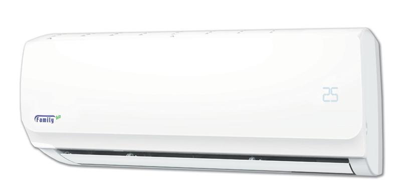 מזגן פמלי ליין TITANIUM LED-FAA26 כולל התקנה.